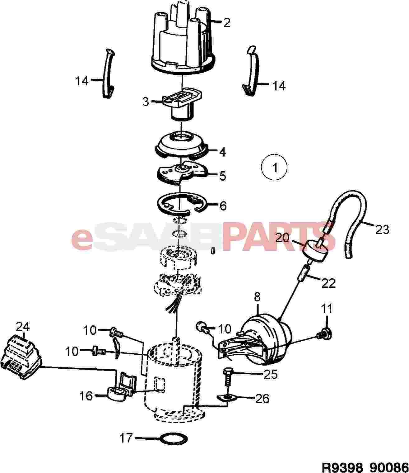 mallory unilite wiring diagram radio plug distributor parts imageresizertool com