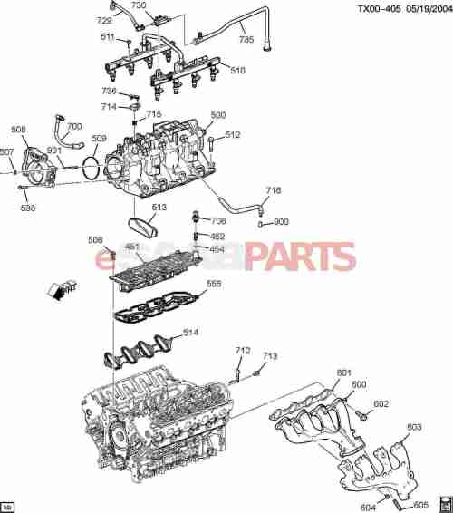 small resolution of 2008 5 3l engine diagram schematic wiring diagrams 5 3l engine belt diagrams 5 3l chevy