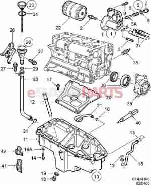 [9138108] SAAB Oring  Genuine Saab Parts from eSaabParts