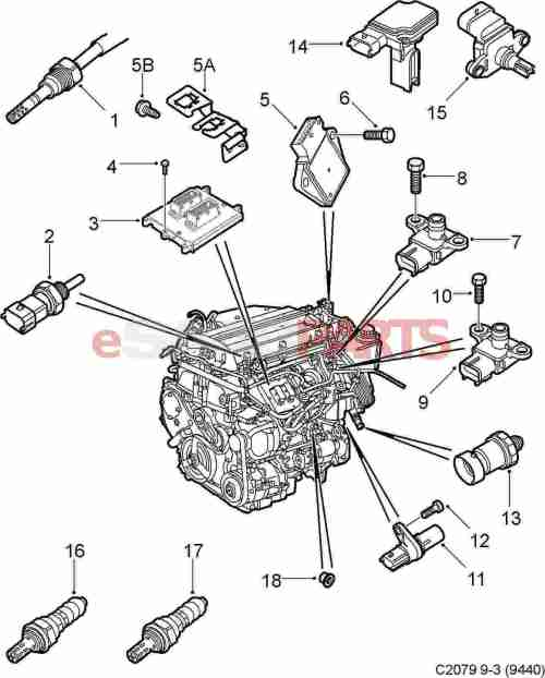 small resolution of 2003 saab 9 5 engine diagram wiring library rh 14 muehlwald de saab 9 3