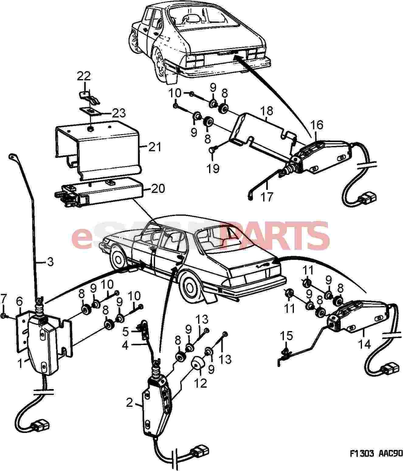 toyota mr2 roadster fuse box diagram