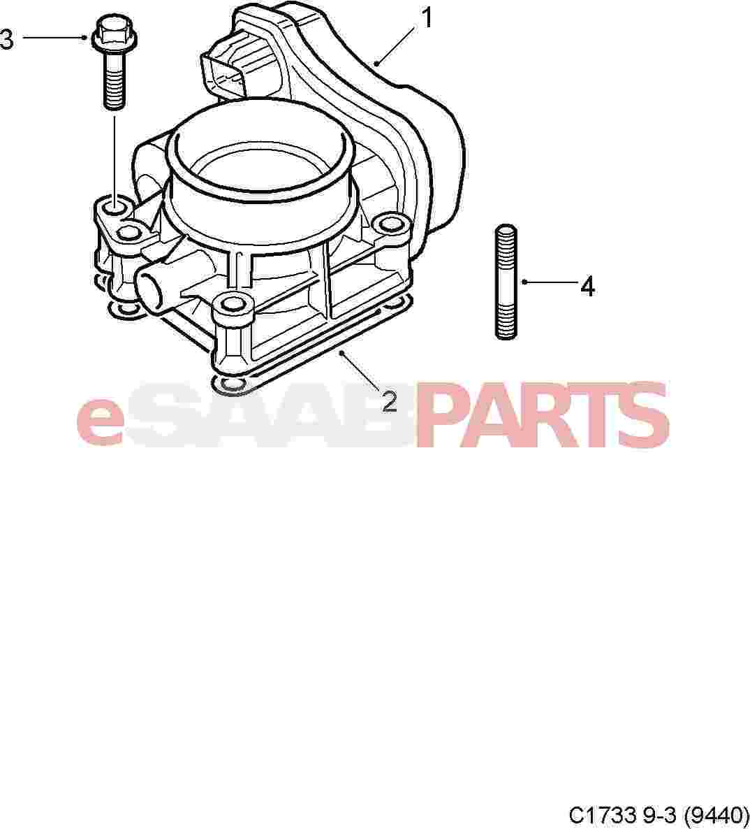 Saab 9 3 Suspension Parts Diagram • Wiring Diagram For Free