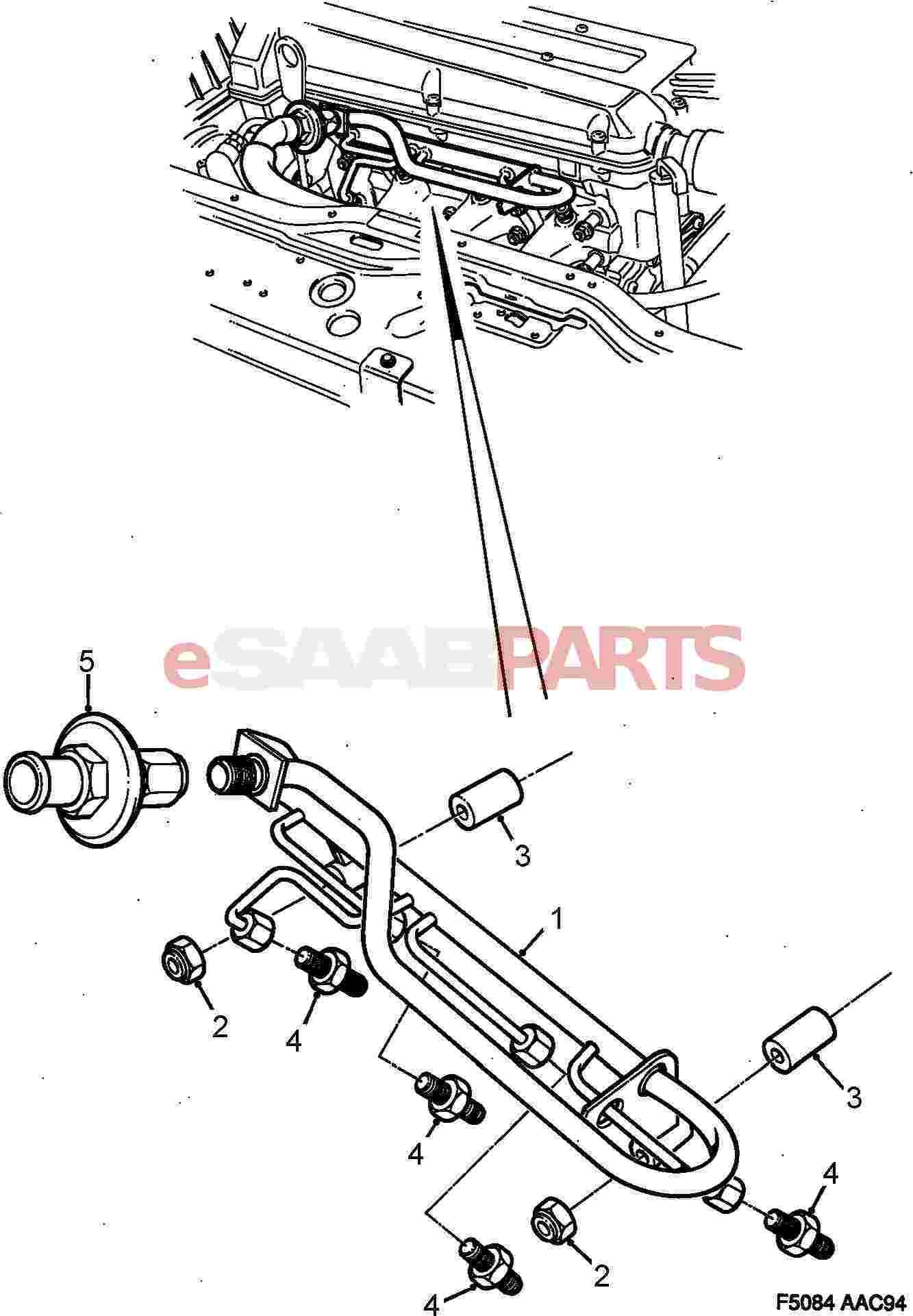 hight resolution of check valve part diagram