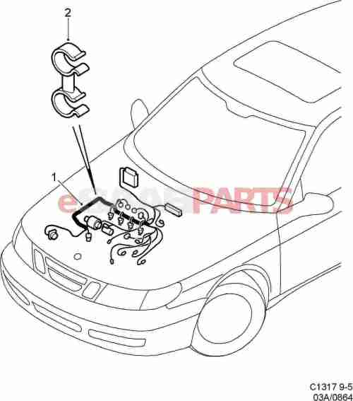 small resolution of fuse box diagram saab 9 7x autocurate net