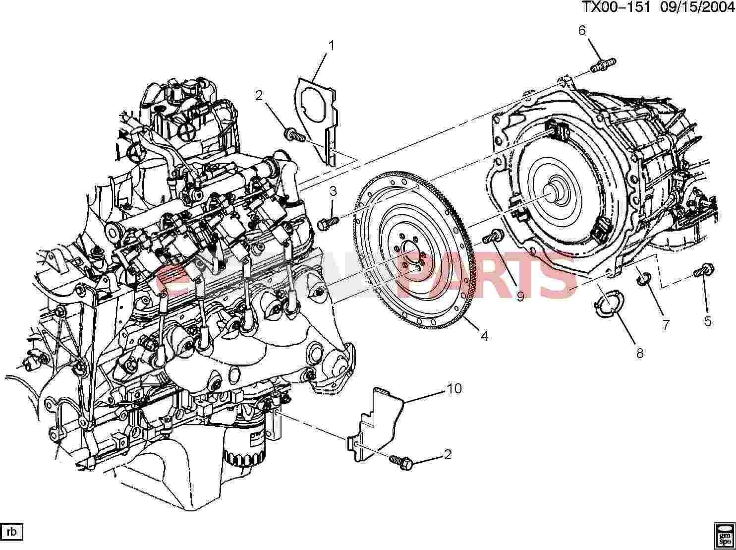 Saab Bolt Trans T Cv