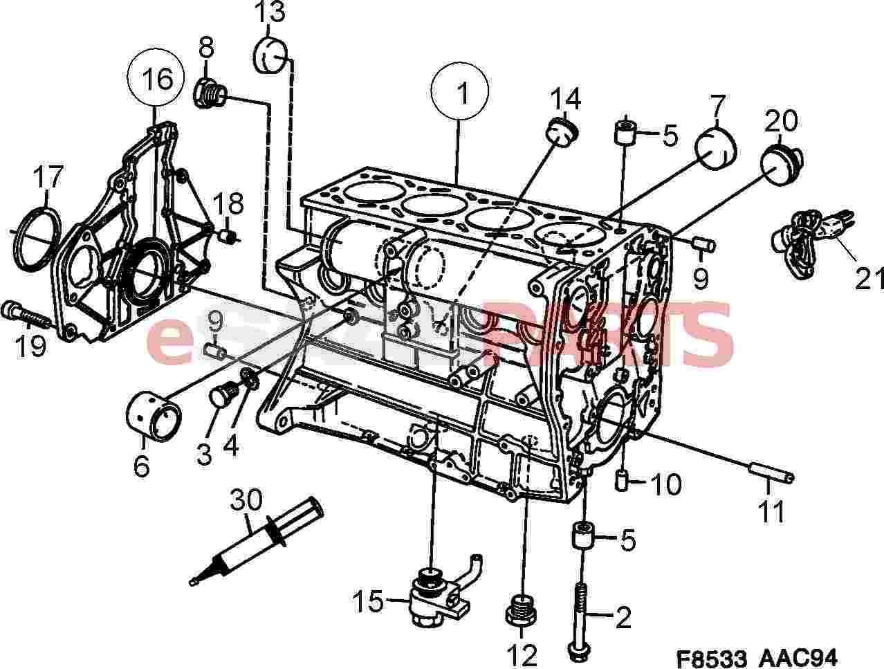 Saab Engine Piston Diagram Intermec Wiring Diagrams Wall