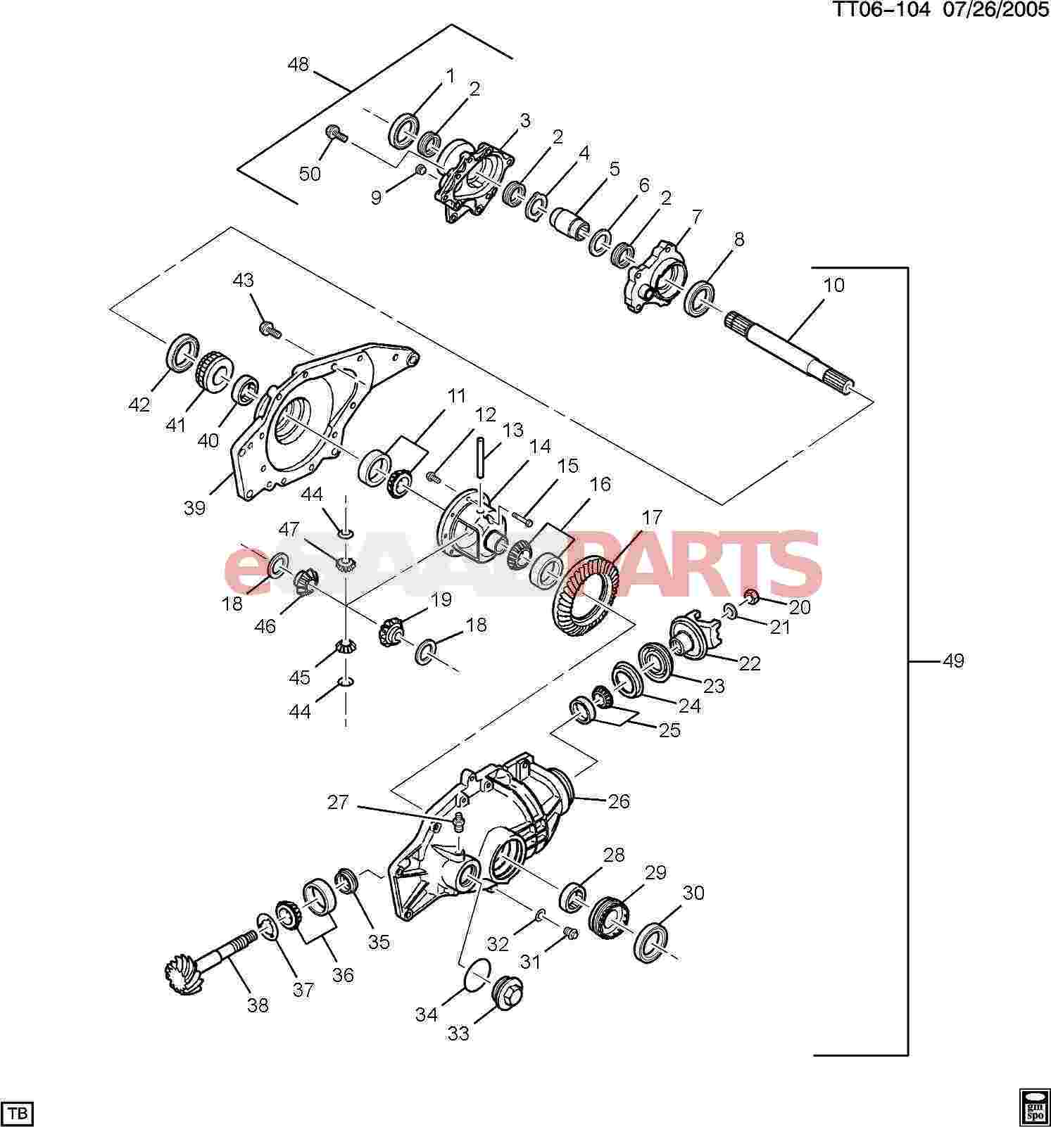 [88967130] SAAB Gear Set, Front Differential Ring and Drv