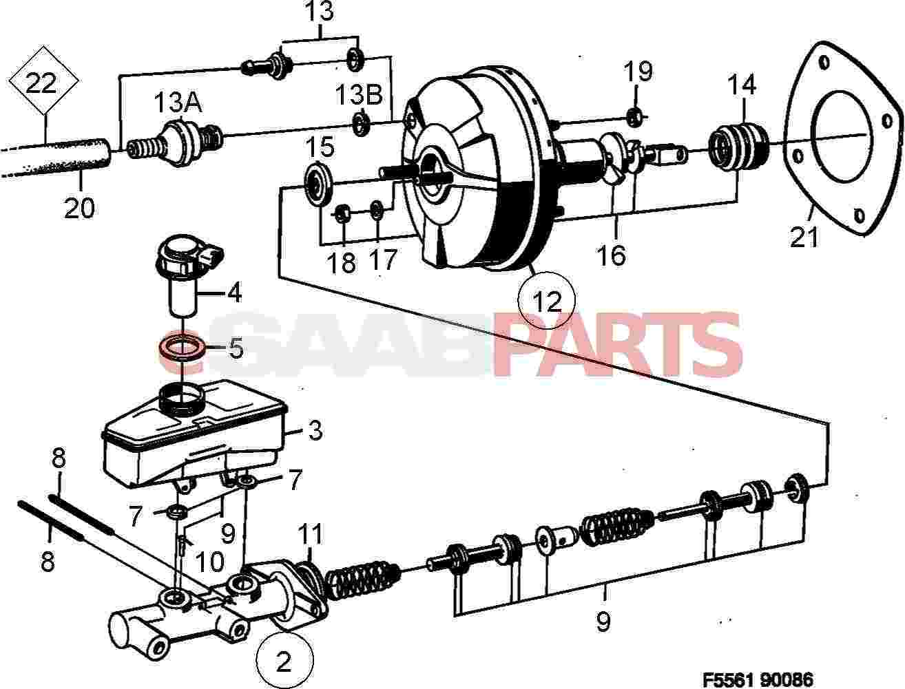 Hydrovac Brake Booster Truck | Wiring Diagram Database