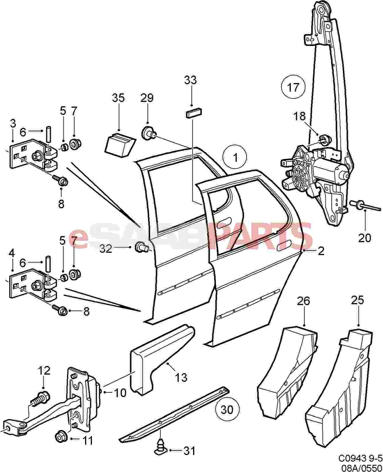 Door Parts Car Amp Datsun Z Car Parts Diagrams