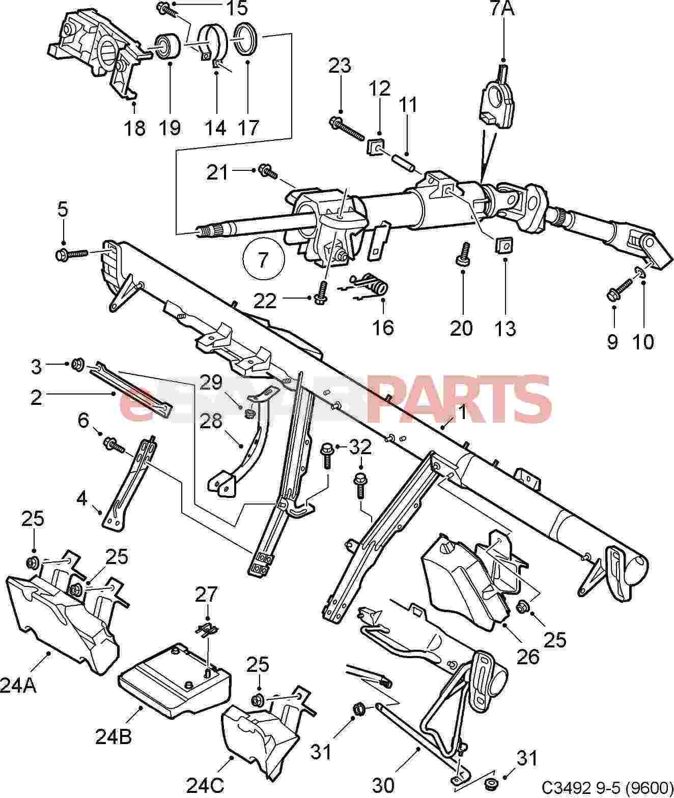Diagram Jeep Commander Front Drivetrain Diagram