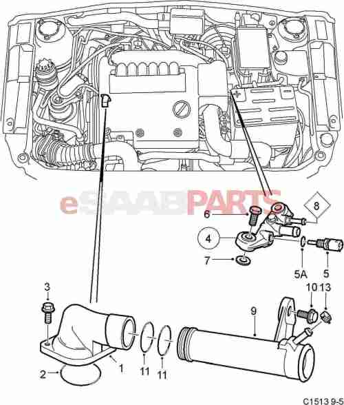 small resolution of saab v6 engine diagram wiring diagram data today saab v6 engine diagram