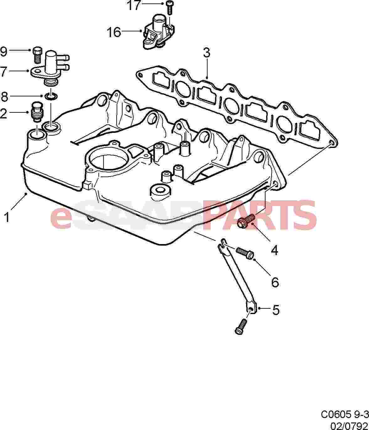 [DIAGRAM] Saab 9 3 Sport Sedan Wiring Diagram FULL Version