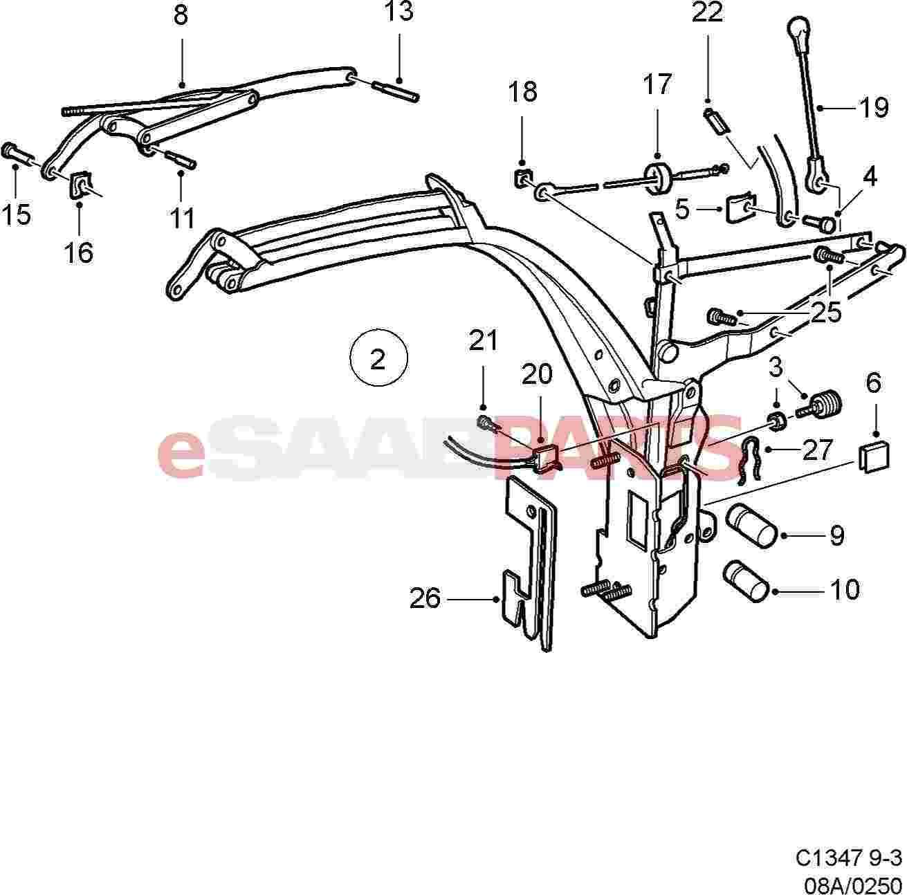 Saab Microswitch