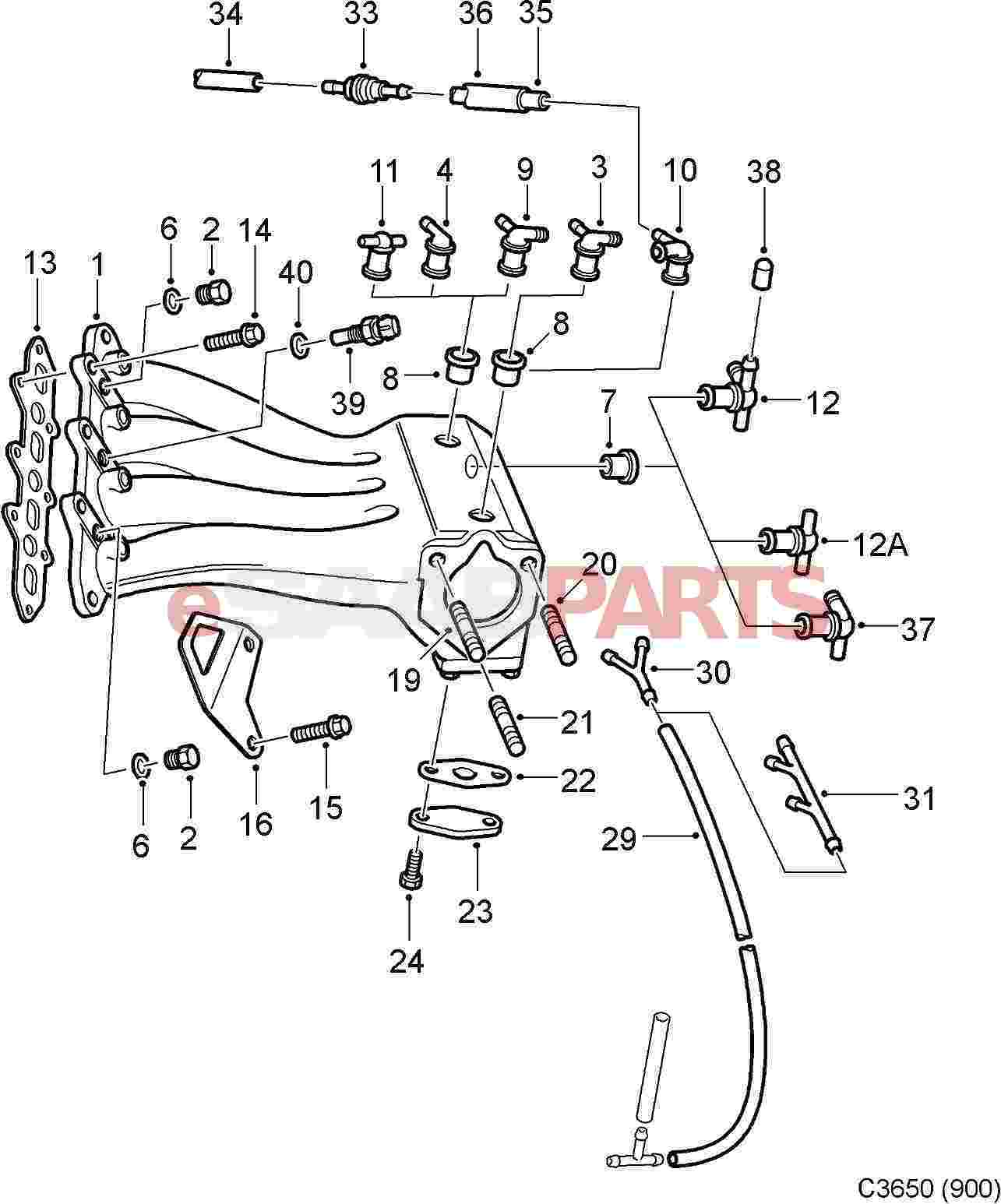 1988 Chrysler Lebaron Engine Diagram. Chrysler. Auto