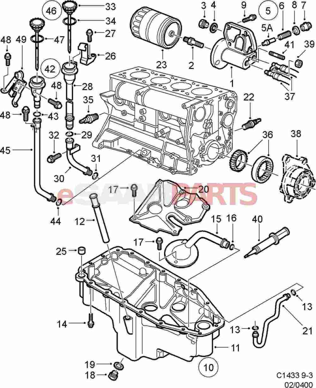 medium resolution of saab 2000 9 5 engine diagram oil wiring diagram completed 2005 saab 9 5 engine
