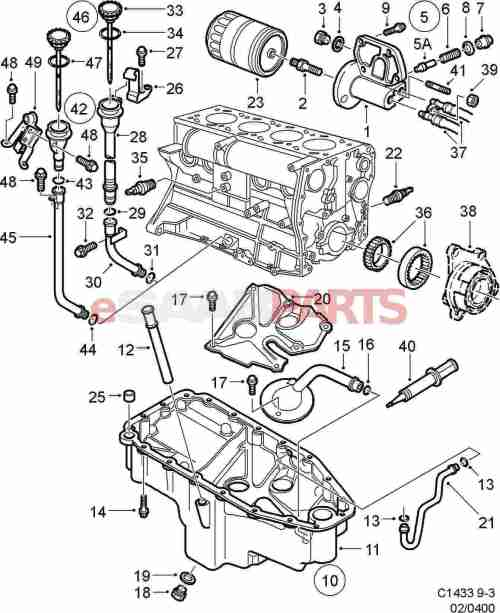 small resolution of saab 2000 9 5 engine diagram oil wiring diagram completed 2005 saab 9 5 engine