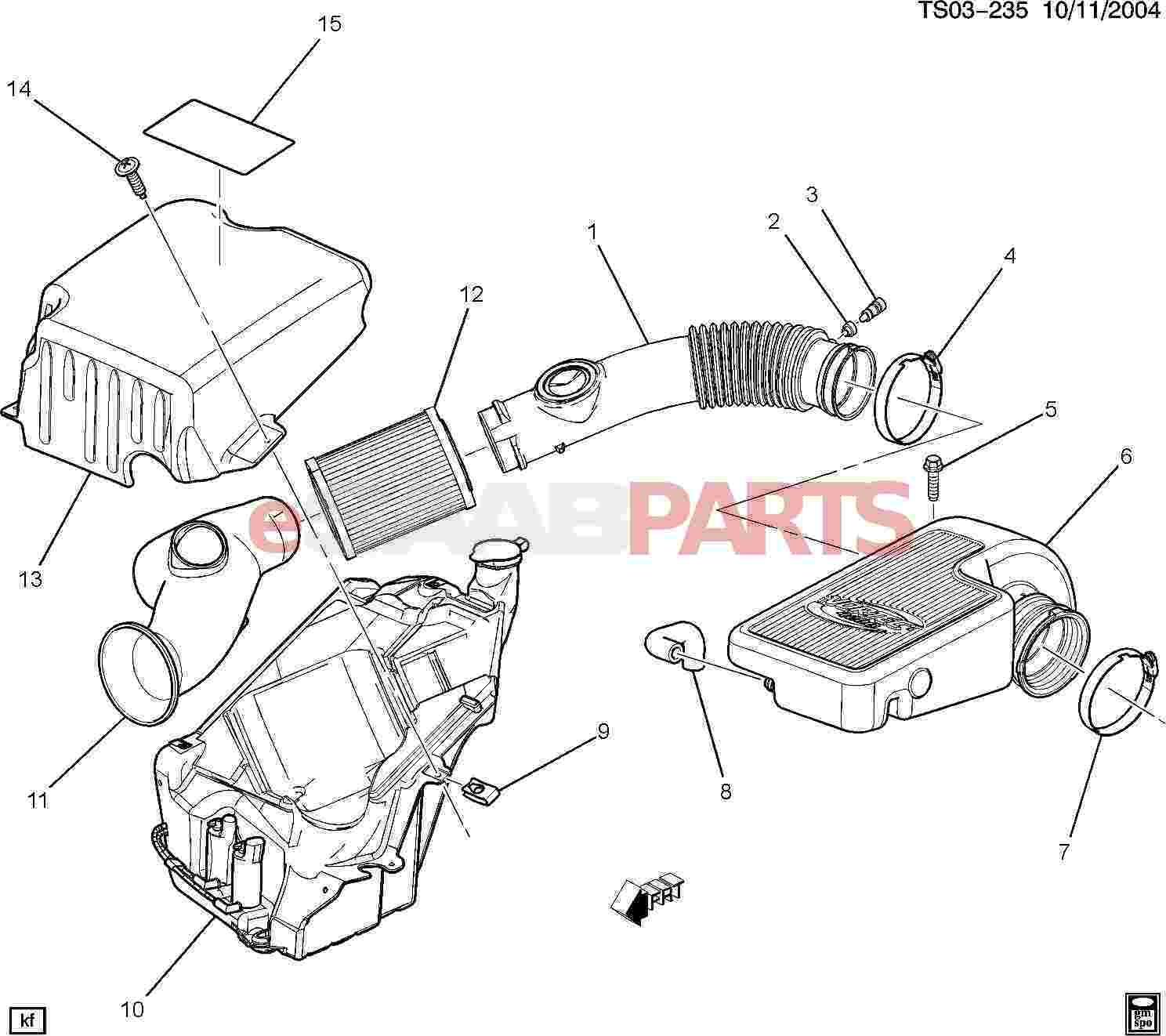 [DIAGRAM] 2003 Gmc Envoy Enginepartment Diagram FULL