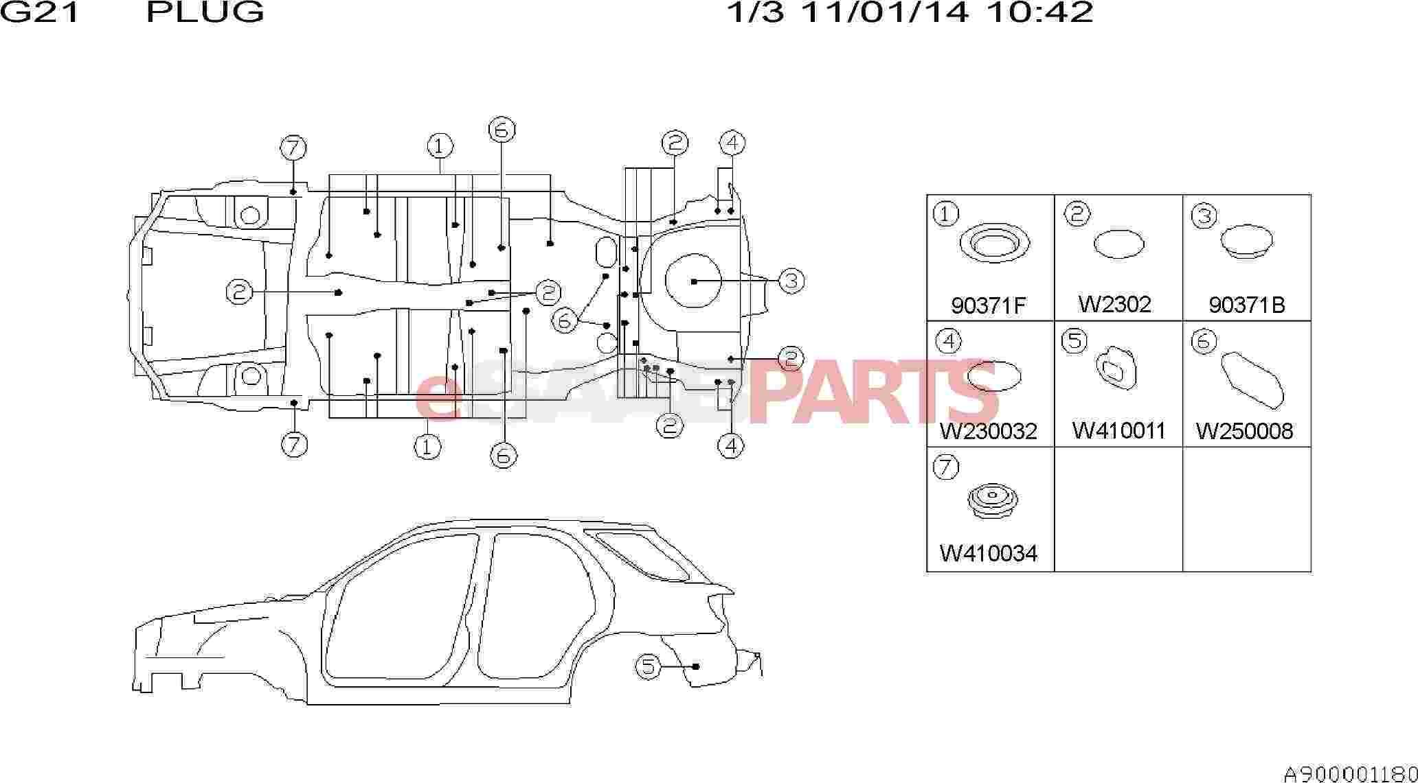 Saab 9 3 Front Diagram