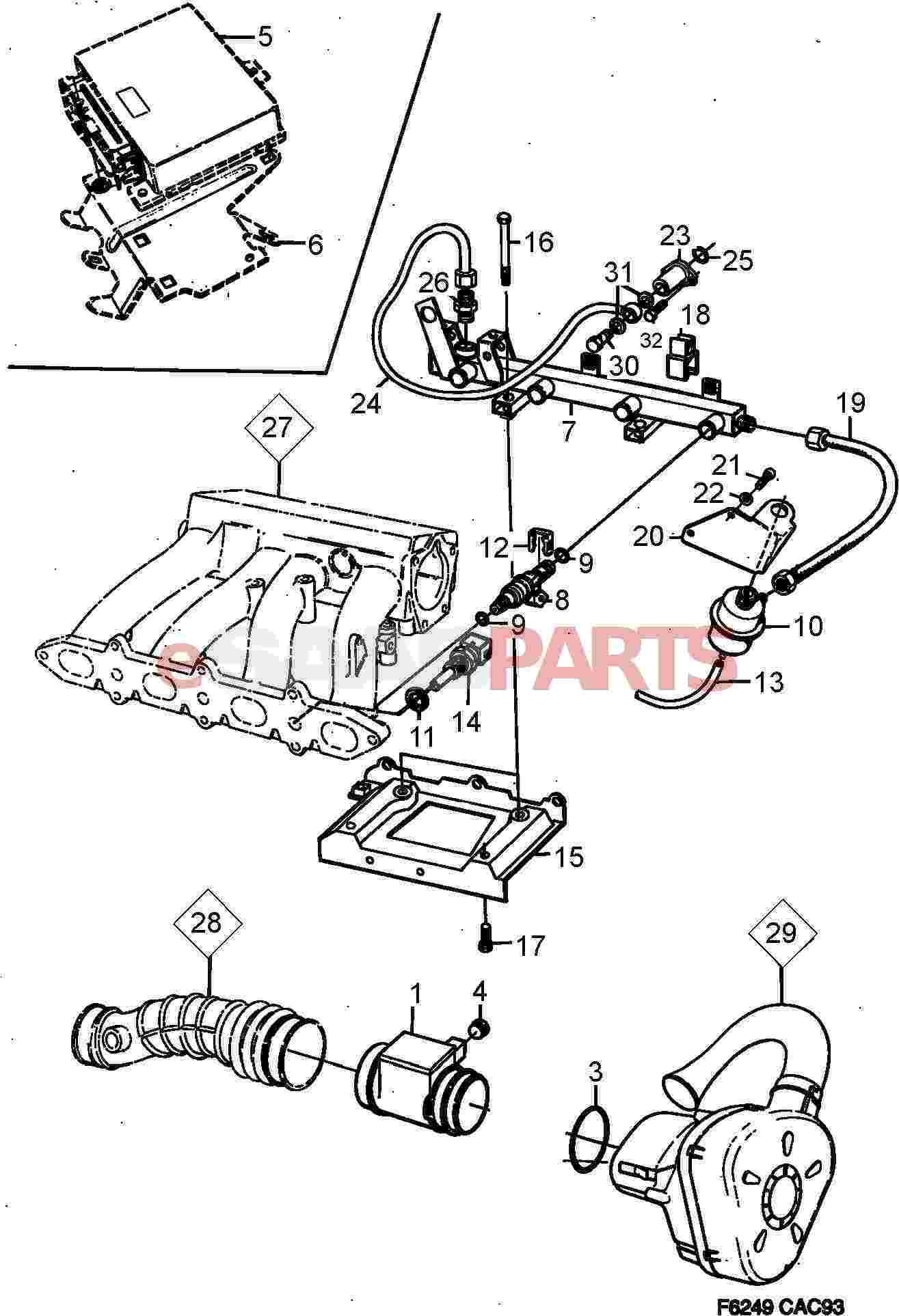 Starting Wiring Diagram For 2000 Buick Century. Buick