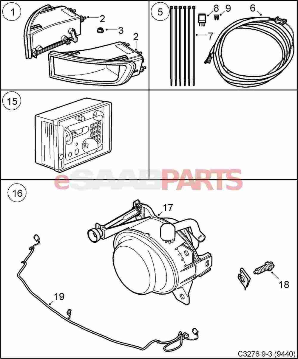 medium resolution of saab 9 3 fog lights wiring diagram data wiring diagram schema rh 26 danielmeidl de 9