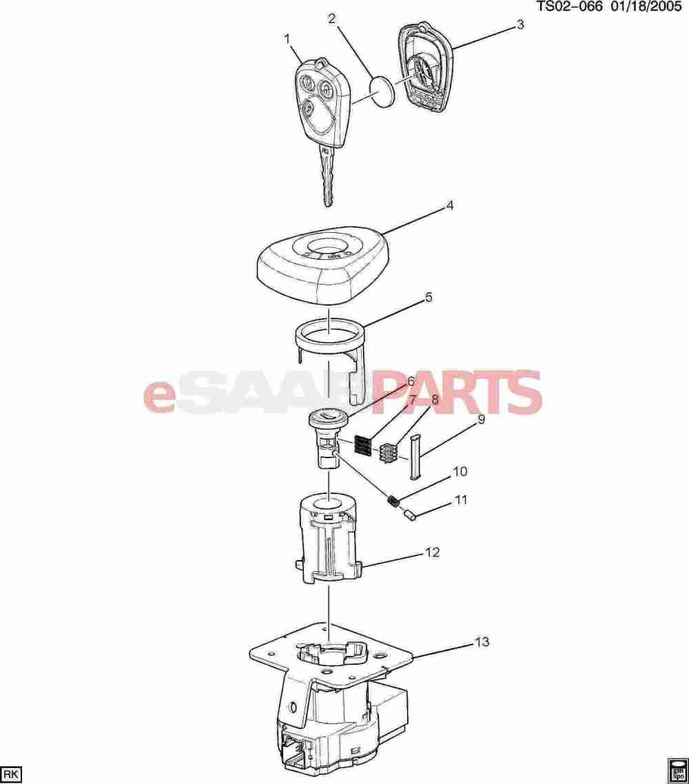 medium resolution of esaabparts com saab 9 7x u003e electrical parts u003e ignition componentsesaabparts com saab 9
