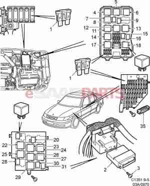 1999 Saab 9 5 Wiring Diagram  Wiring Diagram Pictures