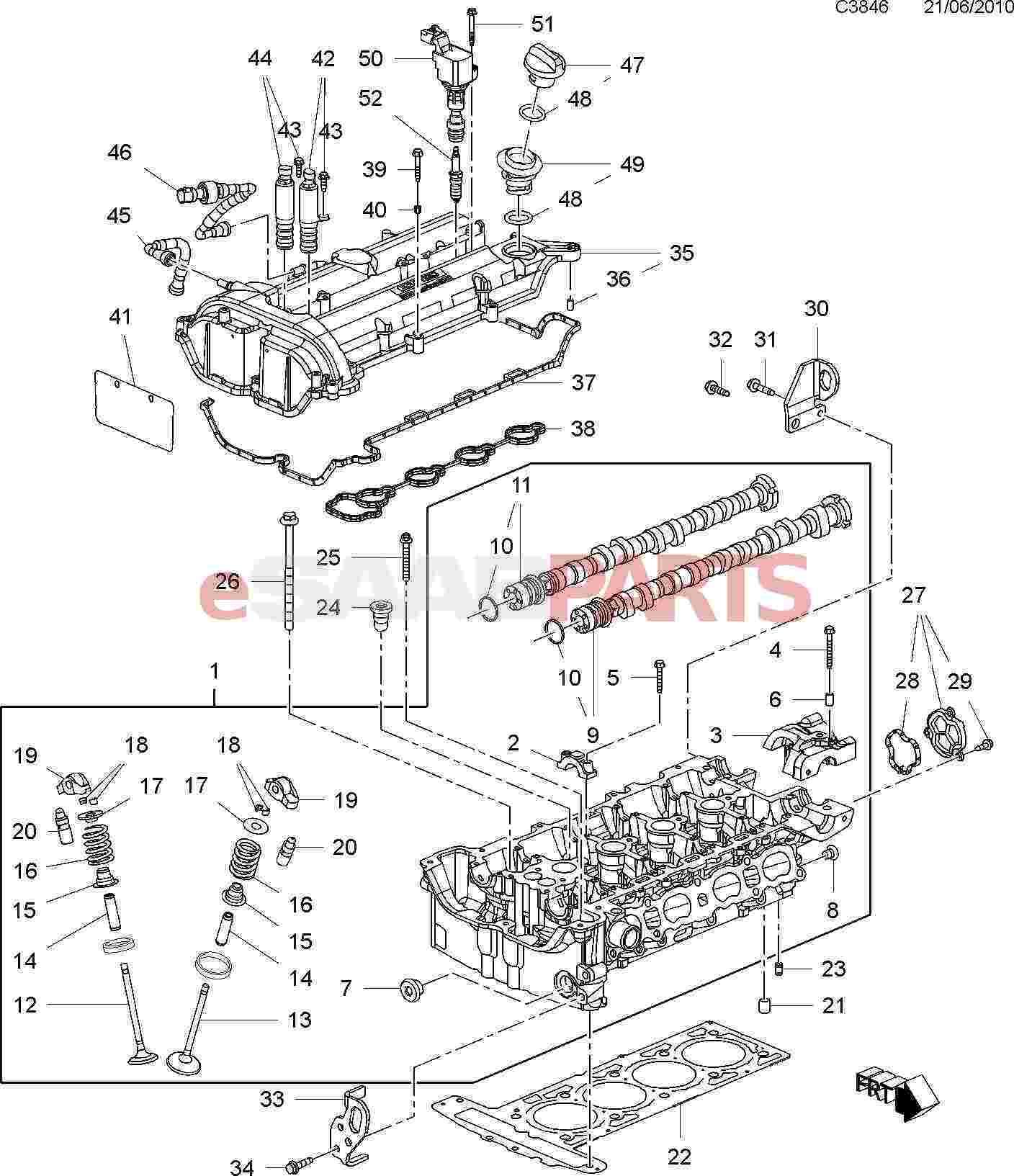 hight resolution of saab 16 valve engine diagram trusted wiring diagrams u2022 saab engine mounts diagram saab 2 0