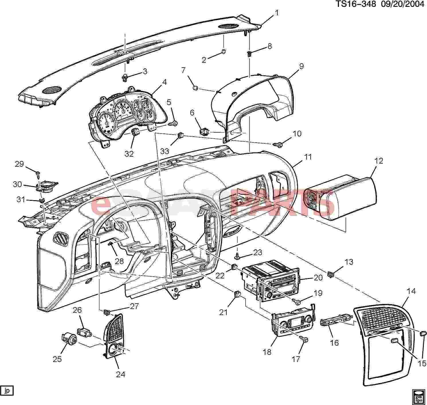 2006 saab 9 3 wiring diagram boat multiple battery diagrams instrument panel imageresizertool com