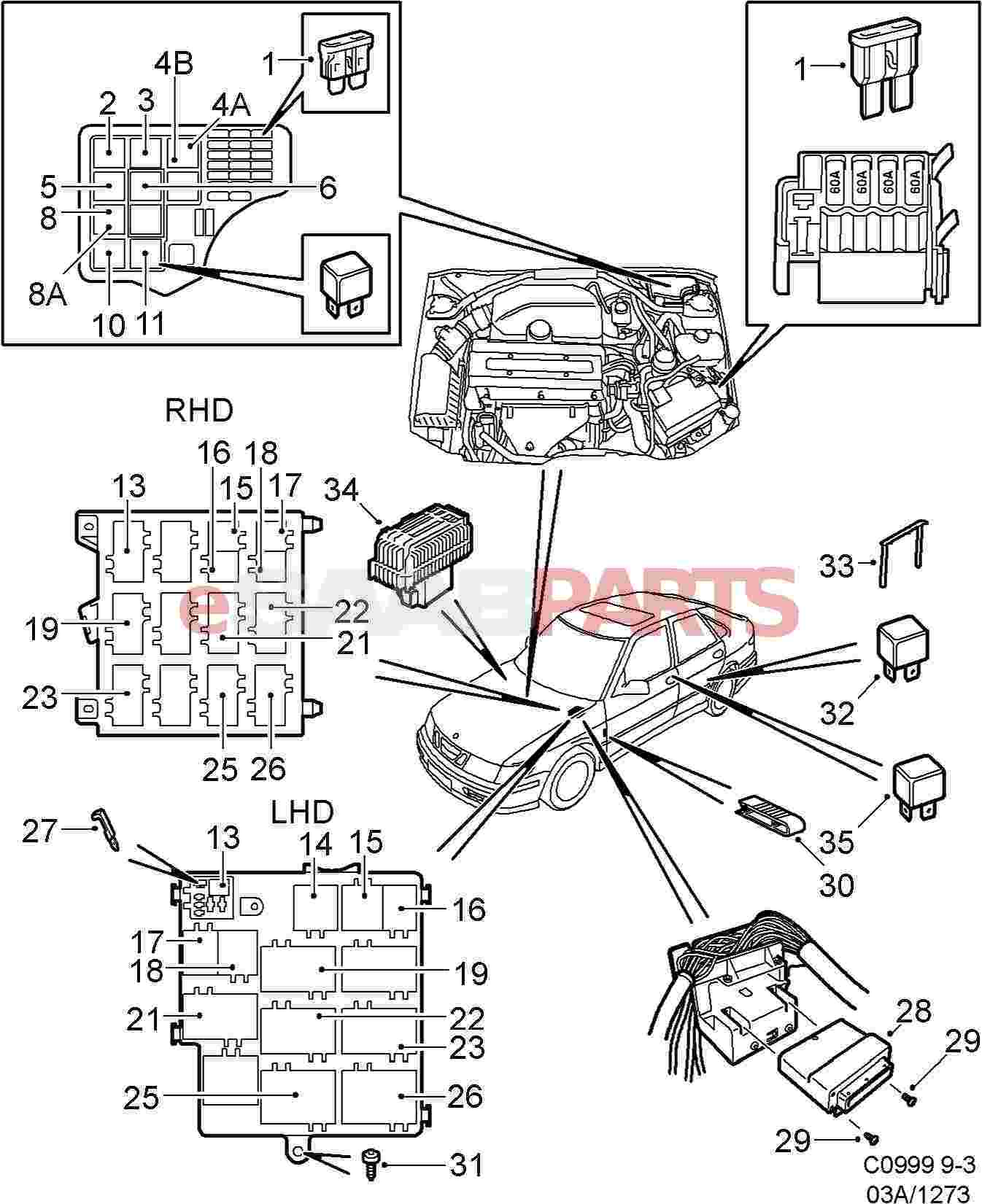 Mercedes Sl500 Fuse Diagram