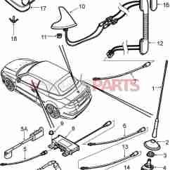 2006 Saab 9 3 Wiring Diagram 8 Pin Relay Base 99 Parts  For Free