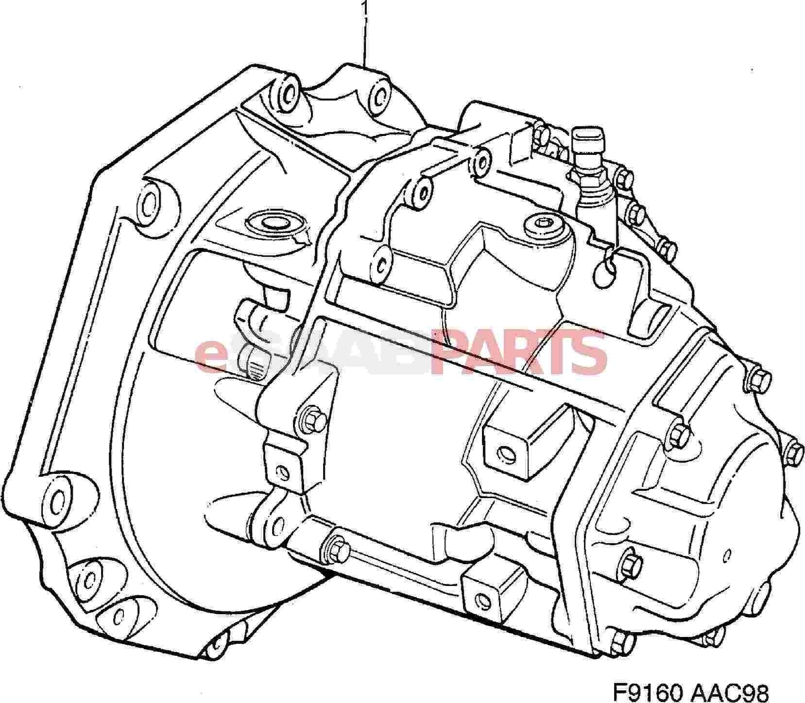 1999 Saab 9 5 Transmission Wiring Diagram. Saab. Auto