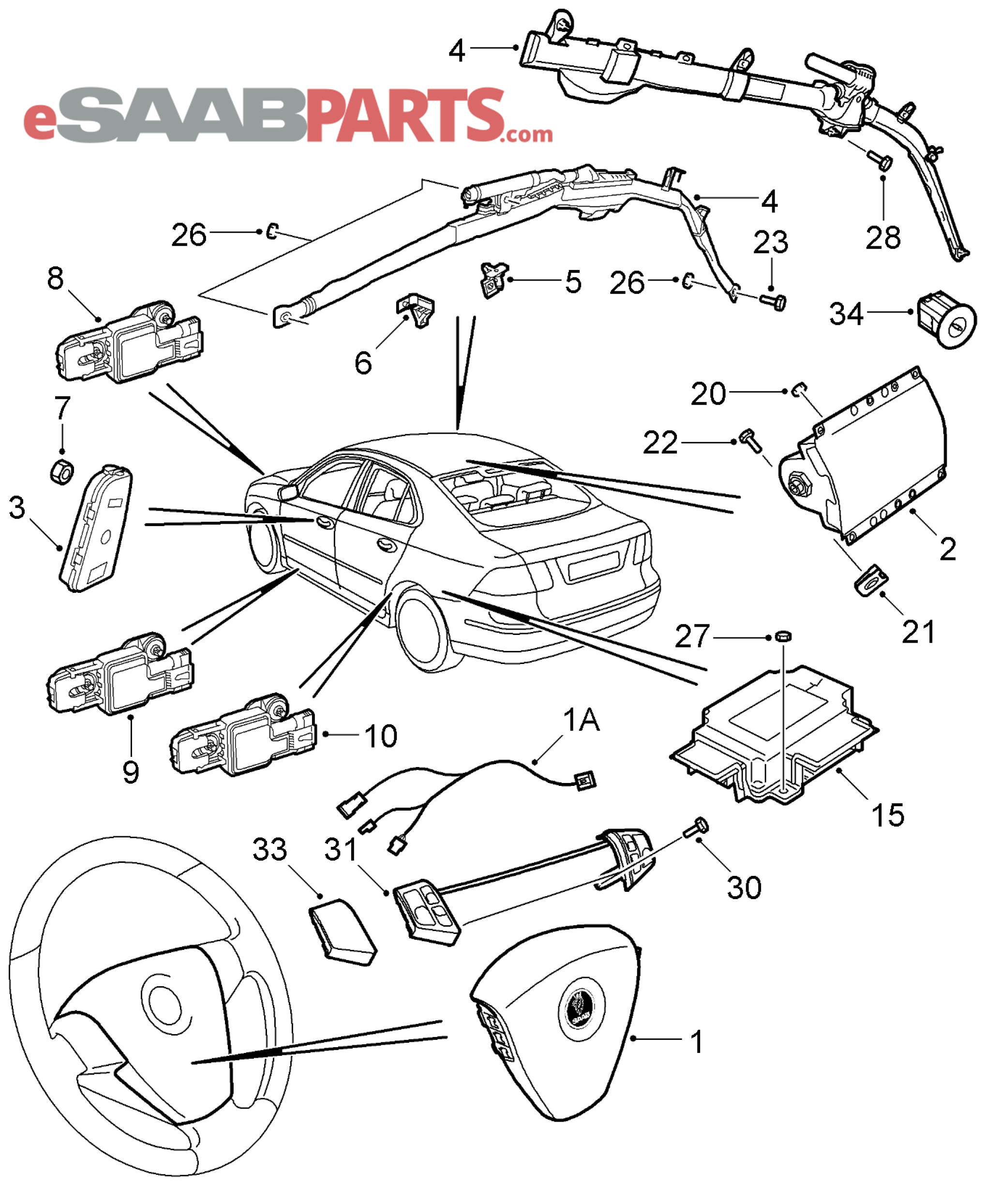 Wiring Diagram 1999 Saab 9 3 Speakers. Saab. Auto Wiring