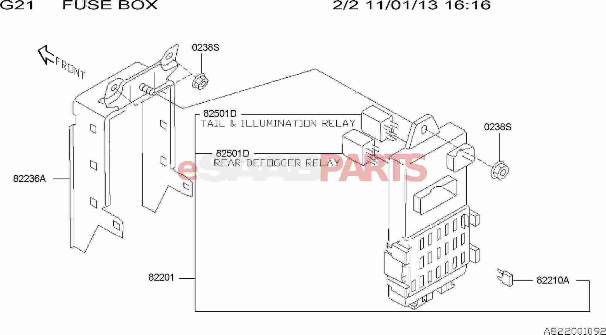 hight resolution of esaabparts com saab 9 2x u003e electrical parts u003e electrical relaysesaabparts com saab 9