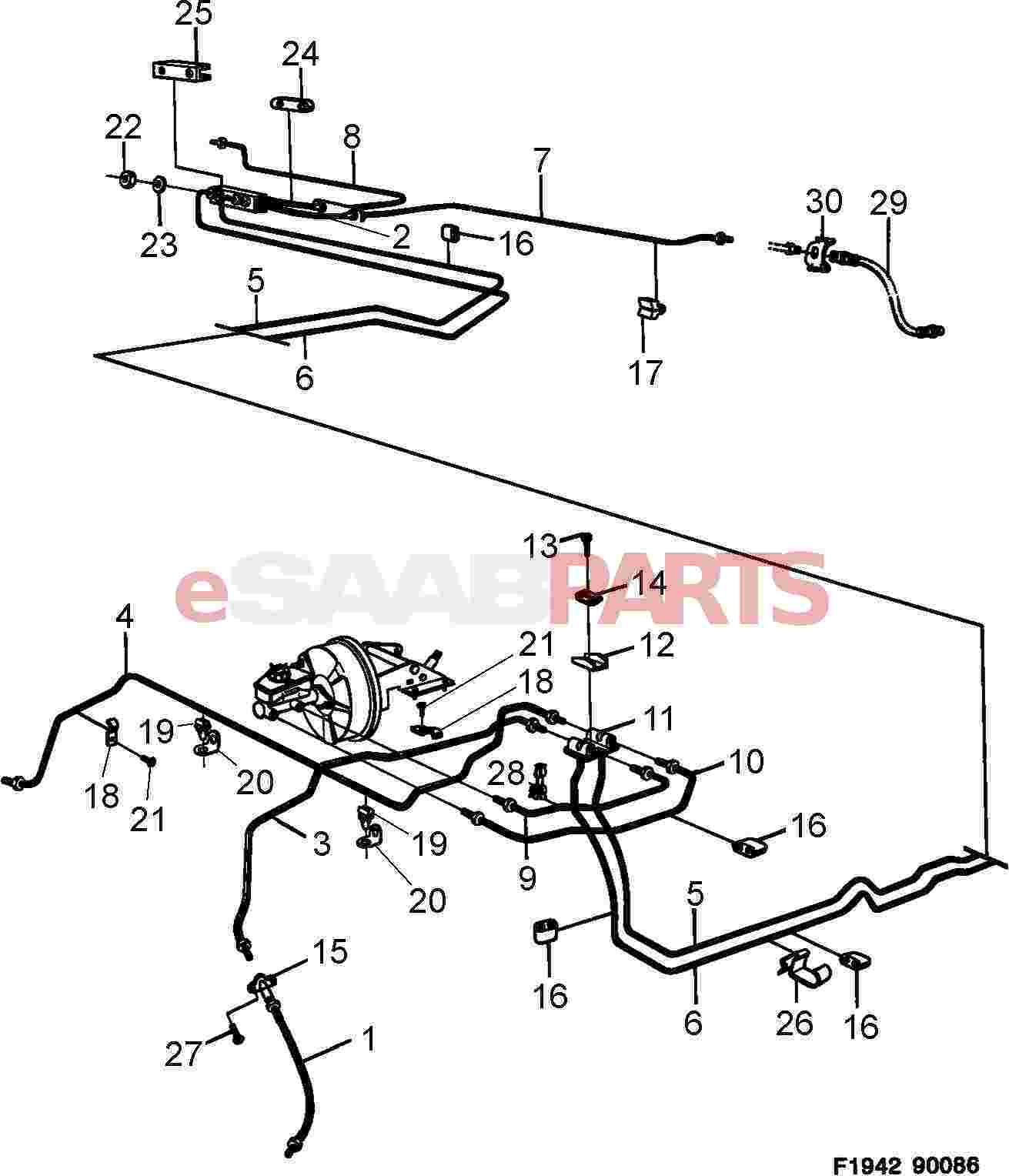 hight resolution of saab brakes diagram wiring diagramsaab brakes diagram wiring diagram librarysaab brakes diagram wiring diagram9101650 saab