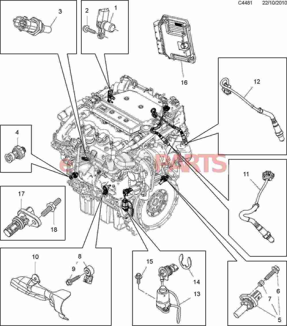 medium resolution of esaabparts com saab 9 5 650 u003e electrical parts u003e engine sensorsesaabparts