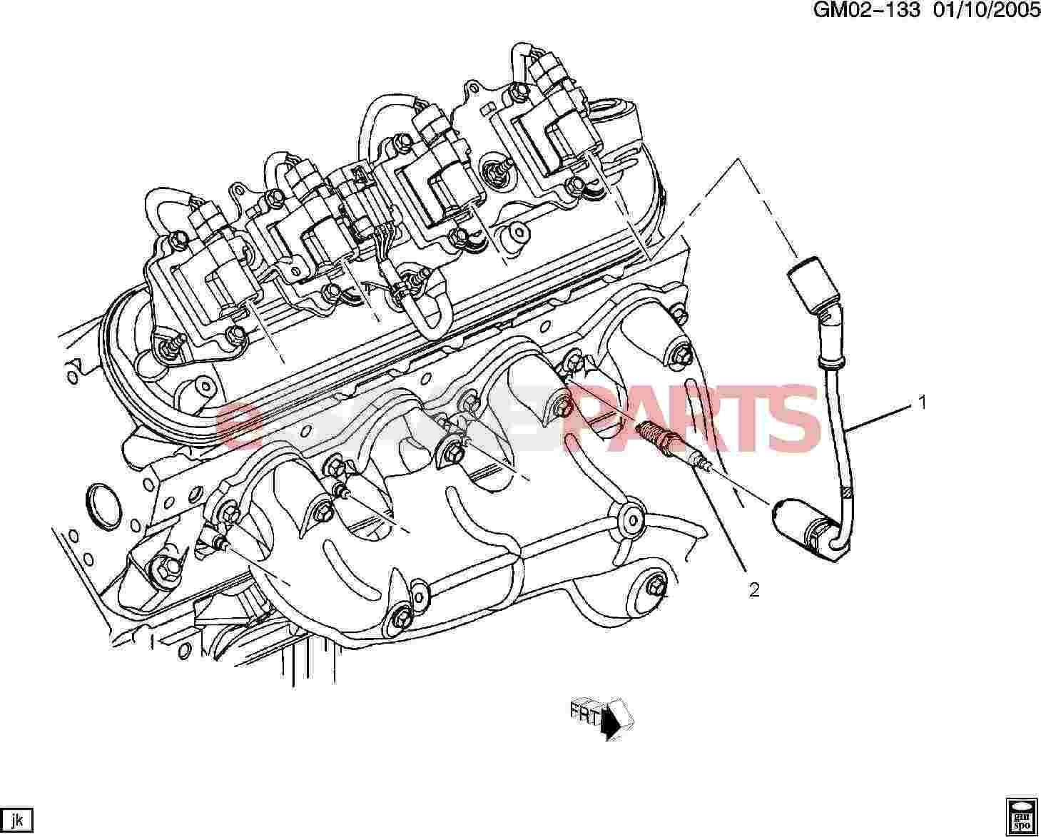 Cadillac Engine Diagram Wiring Schemes Html