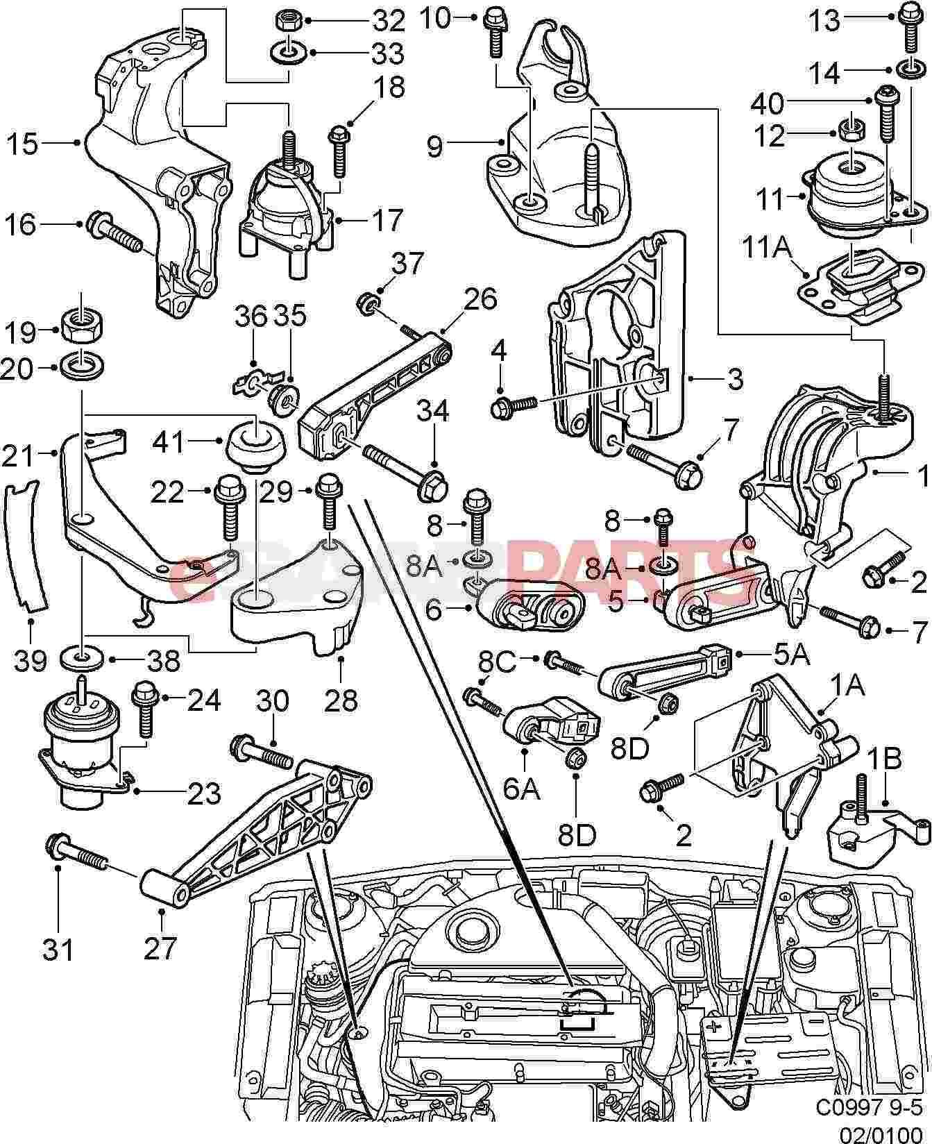 saab 9 5 engine wiring diagram 2006 saab 9