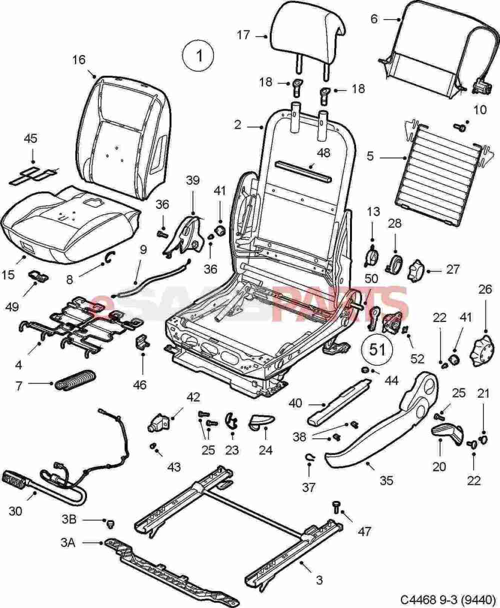 medium resolution of saab 9 3 seat diagram automotive wiring diagrams 2005 durango electric heated seats saab 9 3