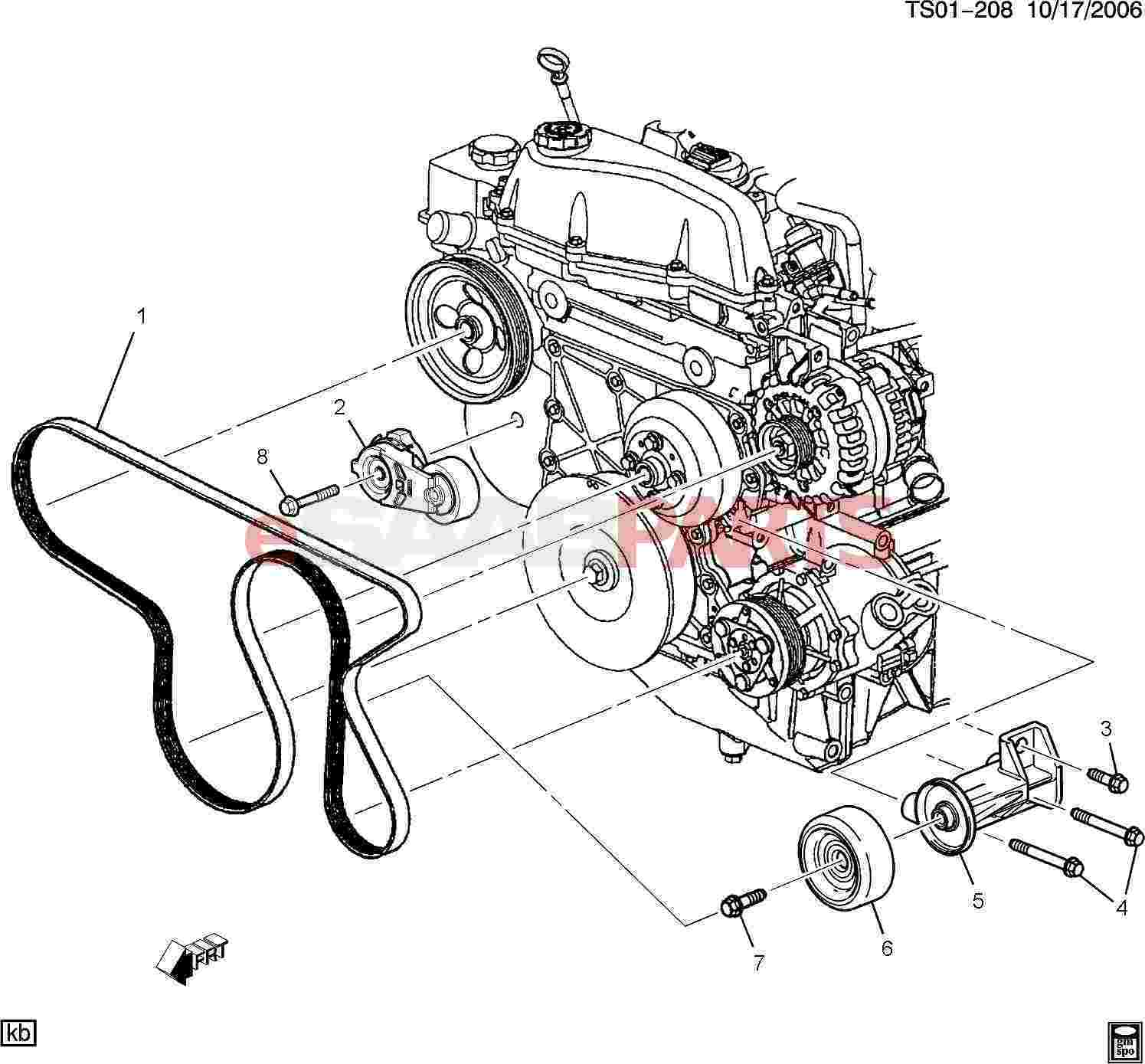 2003 Chevy Trailblazer Engine Diagram