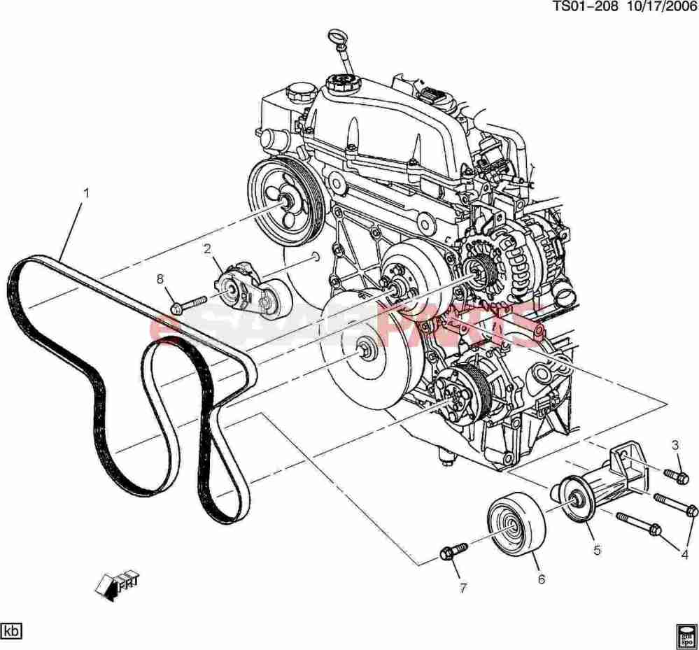 medium resolution of 2007 chevy colorado engine diagram wiring library belt routing 2006 chevy colorado on malibu 3 5l v6 engine diagram