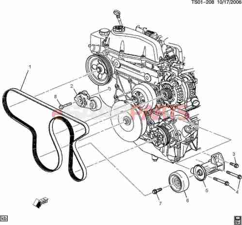 small resolution of chevy 6 0 pulley diagram wiring diagram inside wiring diagrams for 2006 gmc envoy on engine diagram for 1979 dodge