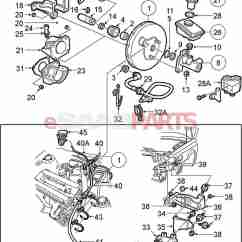 2005 Saab 9 3 Radio Wiring Diagram Honeywell Junction Box Ng900 99 Turbo