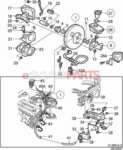 small resolution of saab 99 engine diagram wiring schematic rh 40 yehonalatapes de 2002 saab 9 3 engine diagram saab engine diagram 205