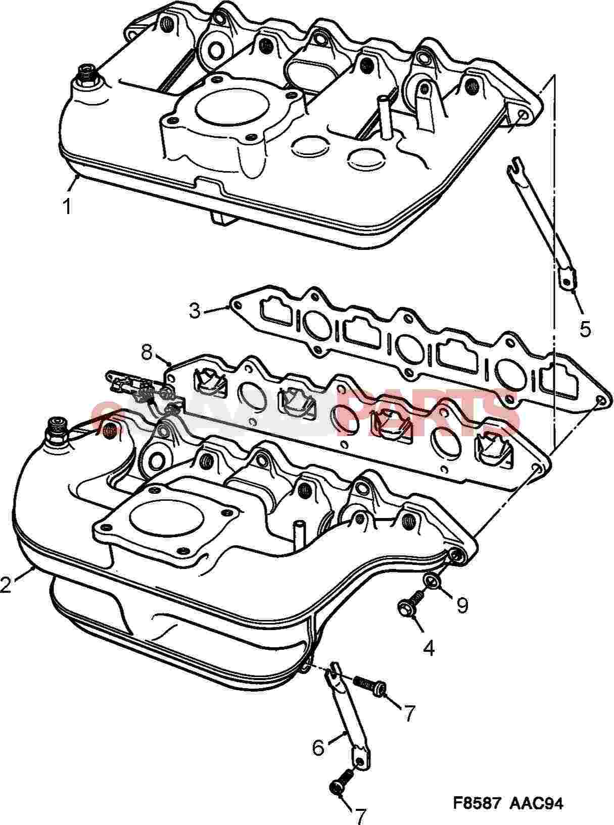 Saab 900 Wiring Diagram Also 2003 9 3 2003 Saab Fuse Box