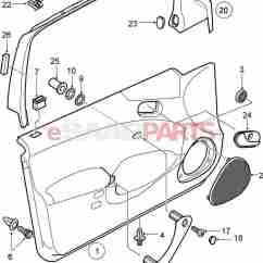 Auto Door Parts Diagram Nissan D21 Radio Wiring Front Right Side Car Truck Interior Panels