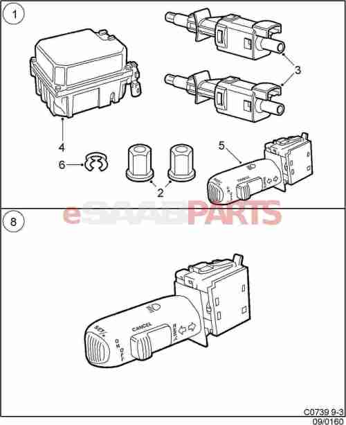 small resolution of 400130548 saab cruise control genuine saab parts from esaabparts com diagram fitment