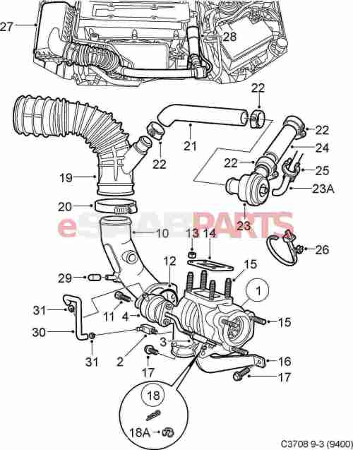 small resolution of saab 93 engine diagram 8 18 artatec automobile de u2022saab 9 3 2003 turbo diagram