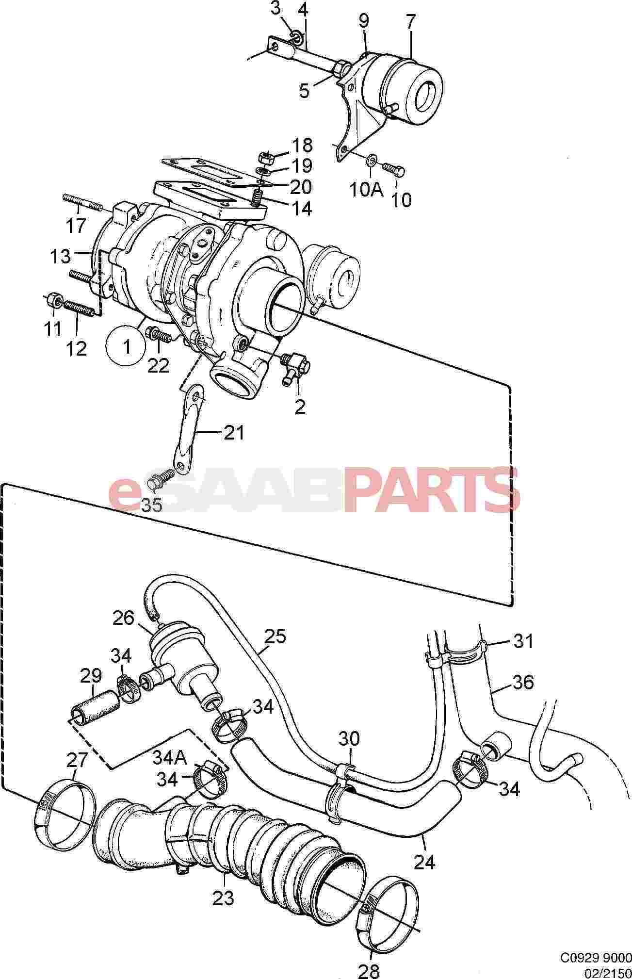 Saab 20 Turbo Engine Diagram Ul Wire Harness