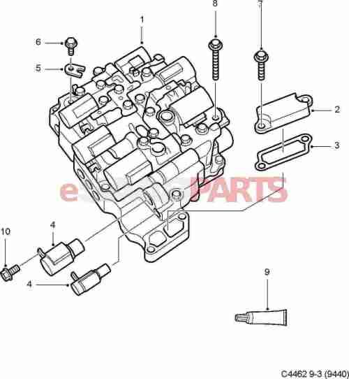 small resolution of esaabparts com saab 9 3 9440 u003e transmission parts u003e transmission saab 9 3 automatic diagram