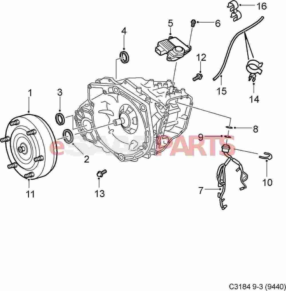 medium resolution of 92152223 saab clamp genuine saab parts from esaabparts com saab 9 3 automatic diagram